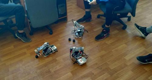 Robotika(6)
