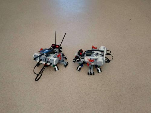 Robotika(8)
