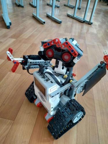 Robotika(9)